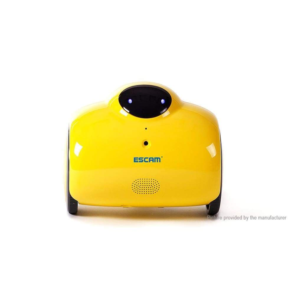 Veri nominis escam robot Adding QN02 1/4 DE CAMERA IP Wifi CMOS 720p - Vestibulum