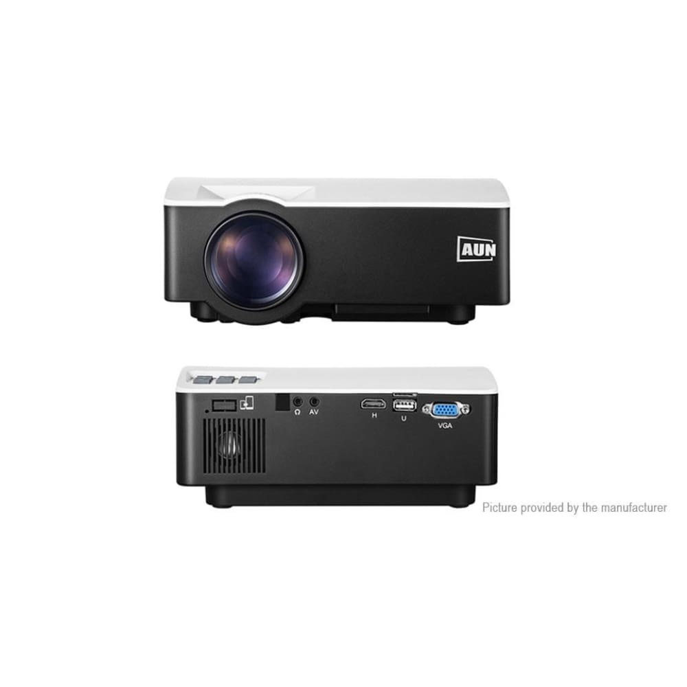 AUN AKEY1 Plus Wifi LED Projector Home Theater (UK) - Projectors