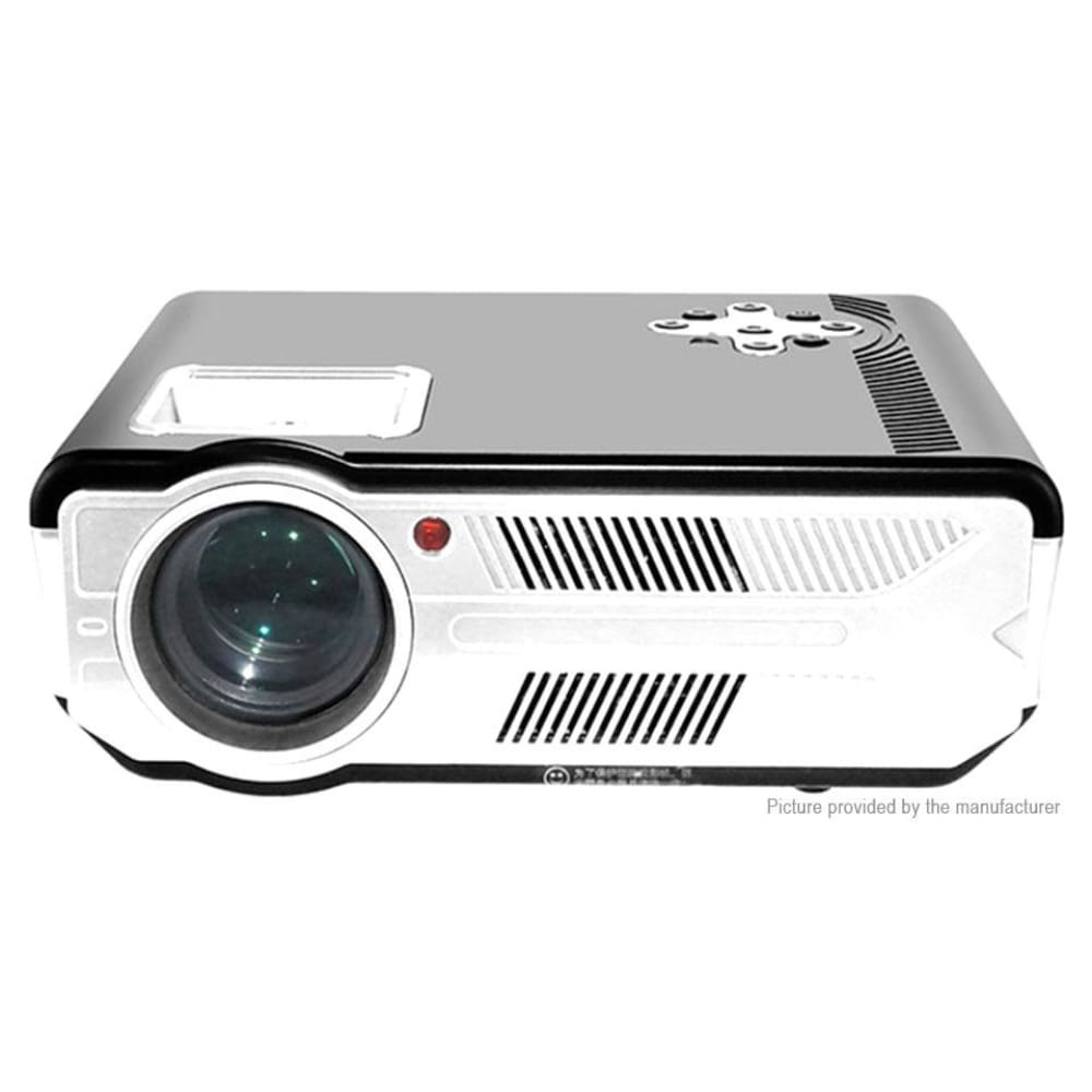 Owlenz SD200 5.8 LCD Mini 1080p LED Projector Home Theater (EU) - Projectors