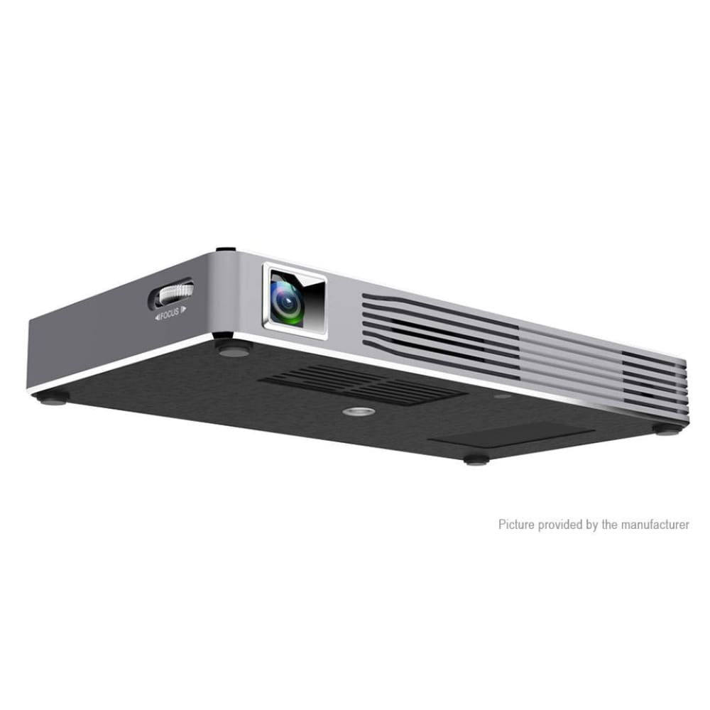 TOUMEI C800I DLP LED Projector Home Theater (8GB/US) - Projectors