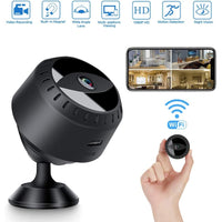Mini WiFi-Spy Camera Wireless Hidden 1080P - Security & Surveillance $27.99 Free Shipping Worldwide