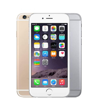Apple iPhone 6 (Space Grey Gold Silver 16 GB 64 1228 GB) Cell Phones 1GB RAM 16/64/128GB ROM 4.7IPS GSM WCDMA 4G LTE mobile phone iPhone6