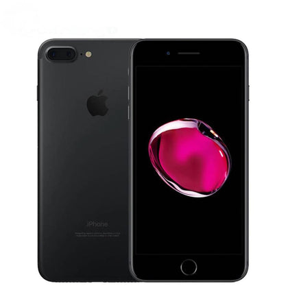 Apple iPhone 7 Plus (32GB) - Black - Gold - Silver 3GB RAM 32/128GB/256GB ROM IOS 10 Cell Phone 12.0MP Camera Quad-Core Fingerprint 12MP