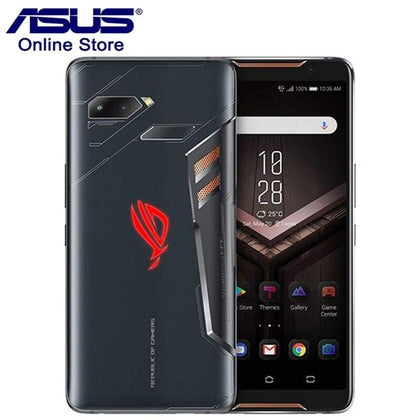 ASUS ROG Phone 8GB RAM 256GB ROM Game Smartphone Snapdragon 845 2.96GHz Adreno 630 6 - 128GB / Black