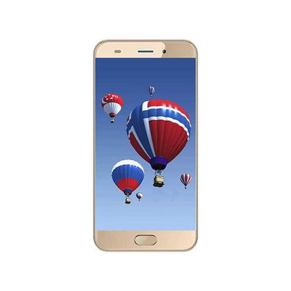 Atom MTK6737 4G Mobile Phone Gold - Smartphone