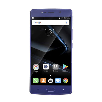 DOOGEE BL7000 5.5 Inch Smart Phone Blue - Smartphone