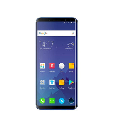 Elephone U PRO Snapdragon 660 Smartphone Blue - Android Phones