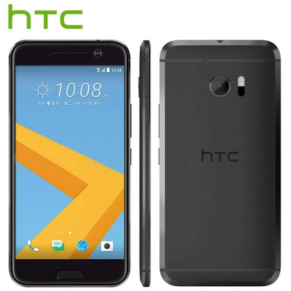 EU Version HTC 10 4G LTE Mobile Phone 5.2 4GB RAM 32GB ROM Snapdragon Quad Core 12MP Camera NFC Fingerprint Android Smart - Smartphone