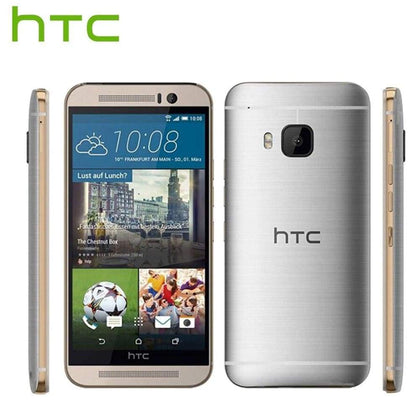EU Version HTC One M9 4G LTE Mobile Phone Snapdragon810 OctaCore 20MP 3GB RAM 32GB ROM 5.01920x1080p Android Callphone 2840mAh - Smartphone