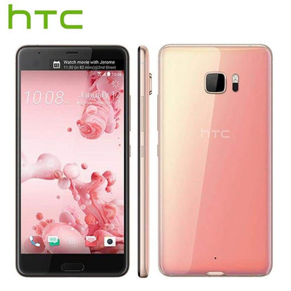 EU Version HTC U Ultra 4G LTE Mobile Phone 5.7 Dual SIM 4GB 64GB Snapdragon821 Quad Core 2560x1440 DualView Android Smart - Smartphone