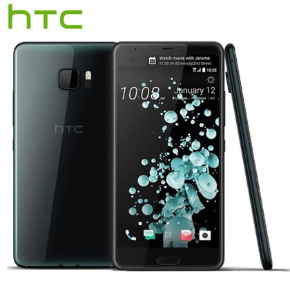 EU Version HTC U Ultra 4G LTE Mobile Phone Dual SIM 4GB 64GB Snapdragon821 Quad Core 5.7 2560x1440 DualView Android Smart - Smartphone