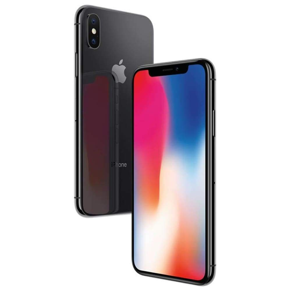 Original Apple iPhone X Face ID 3GB RAM 64GB/256GB ROM 5.8 inch 12MP Hexa Core iOS A11 Dual Back Camera 4G LTE iphonex - Smartphone