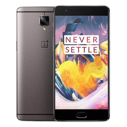 Original New Unlocked Version Oneplus 3T Mobile Phone 5.56GB RAM 64GB Dual SIM Card Snapdragon 821 Quad Core Android Smartphone