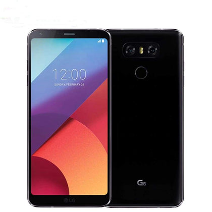 Original Unlocked LG G6 Cellphone 4G RAM 32G ROM Quad-core 13MP 5.7 Snapdragon 821 LTE Mobile phone Android LGG6 - Smartphone