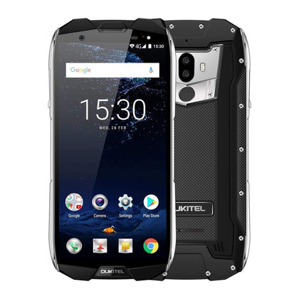 OUKITEL WP5000 5.7 Inch Smart Phone Black - Smartphone