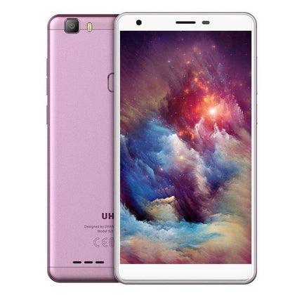 UHANS S3 Professional 1GB RAM 16GB ROM 6.0 Inch Display Fingerprint 3G Phonevi - Smartphone