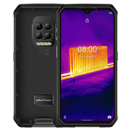 Ulefone Armor 9 8GB 128GB 64MP Camera 6600mAh Rugged Smartphone
