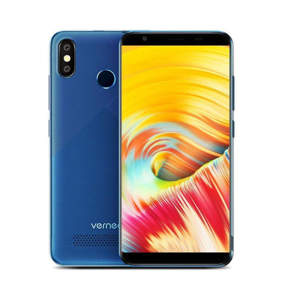 Vernee T3 Pro 4G LTE Mobile Phone blue - Smartphone