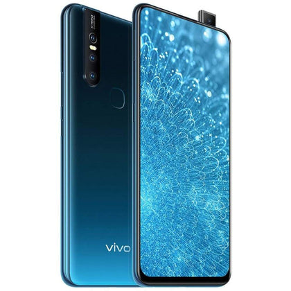 Vivo S1 Smartphone 6GB 128GB ROM Octa Core 6.53inch Full Screen Elevating Camera 3940mAh Big Battery Mobile Phone - Blue / 6G 128G