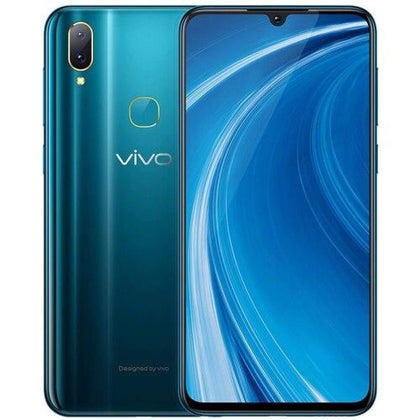 Vivo Z3 celular Water Drop Screen 6GB+64GB SDM710AIE dual camera LTE Android 8.1 6.3 FHD FingerPrint ID Smartphone