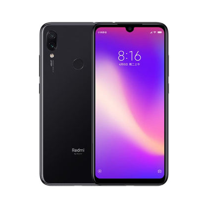 Xiaomi Redmi Note 7 Pro MultiEnglish with Google Play 4G Phablet 6GB RAM 128GB ROM 48.0MP + 5.0MP Rear Camera Fingerprint Sensor - RAM+128GB