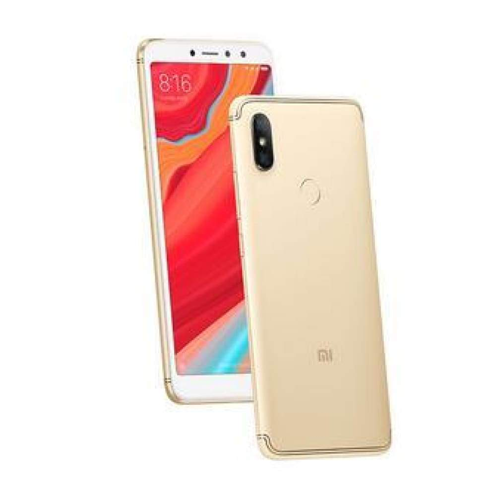 Xiaomi Redmi S2 Smartphone Gold - Android Phones