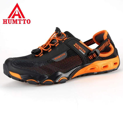 Men Flat Sandals Womens flat sandals New look Women Outdoor Mens Breathable Shoes - Sneakers