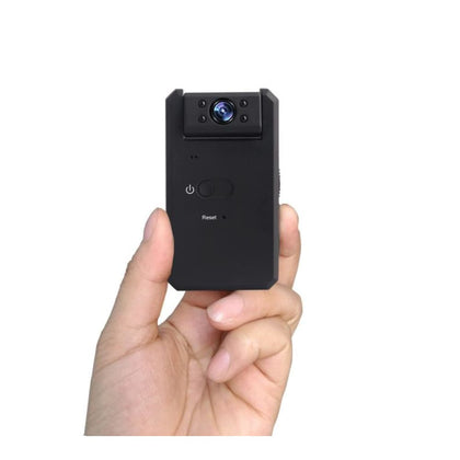 1080P Detection Mini Camcorder Camera Black - Sports Action