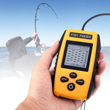 Portable Fish Finder - Sports & Outdoors
