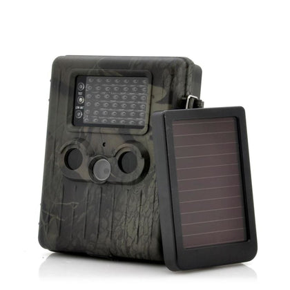 Solar Recharged HD Game Camera - SolarTrail - Sports & Outdoors