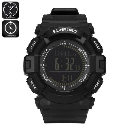 Sunroad Digital Sports Watch FR861 B - & Outdoors