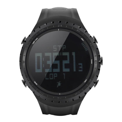 Sunroad FR801 Sports Watch (Black) - & Outdoors