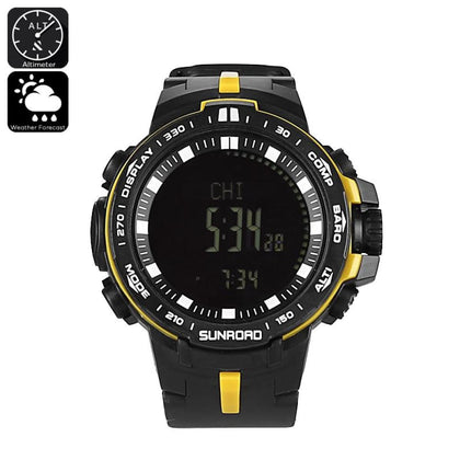 Sunroad Outdoor Fishing Watch - Sports & Outdoors