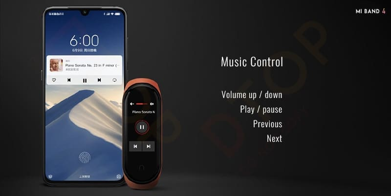 Xiaomi Mi Band 4 2019 Smart Miband 4 Bracelet Heart Rate Fitness 135mAh Color Screen Bluetooth 5.0