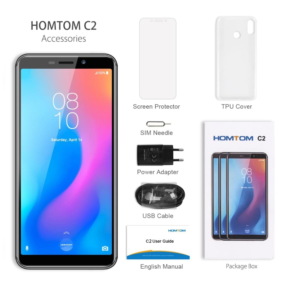 HOMTOM-C2-5-5-18-9-HD-4G-Smartphone-Android-8-1-2GB-RAM-16GB-ROM (1)