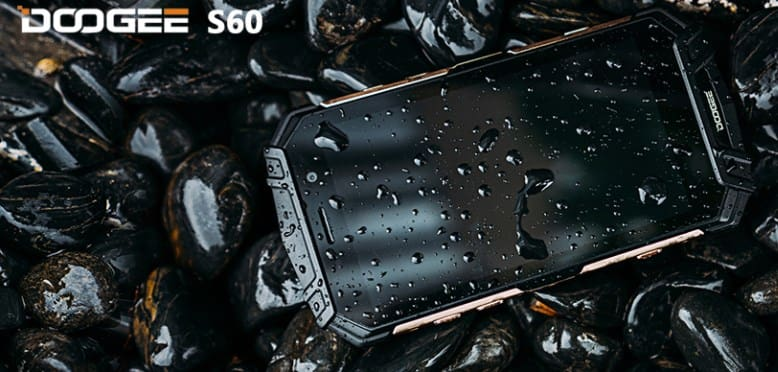 What is IP68 stand forDOOGEE S60