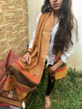 Yellow Cotton Dupatta