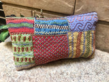Quilted pouches - Design 2