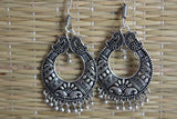 Artistic German Silver Dangler