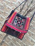 Mirror Embroidered Cotton Bag