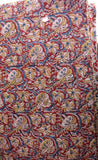 Kalamkari cotton fabric-21