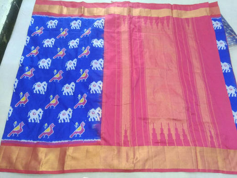 pochampally pure ikkat silk saree