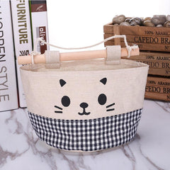 Cute Cat Storage Bag