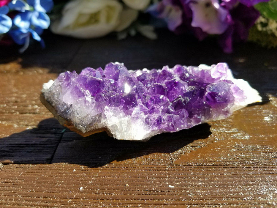 Amethyst Geode Set - The Nevermore Coven
