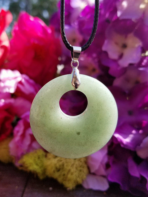 Green Aventurine Necklace - The Nevermore Coven