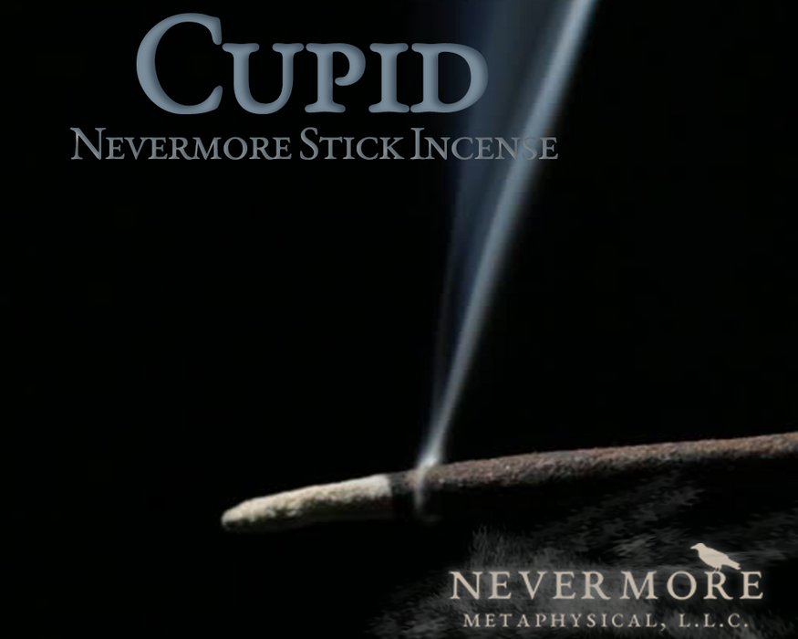 Cupid Incense  Sticks - The Nevermore Coven