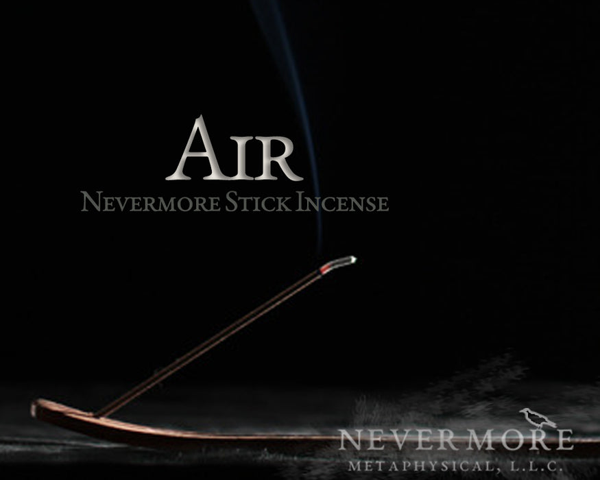 Air Incense Sticks - The Nevermore Coven