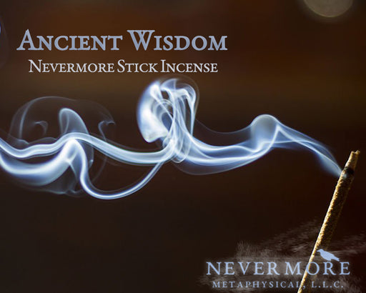 Ancient Wisdom Incense Sticks - The Nevermore Coven