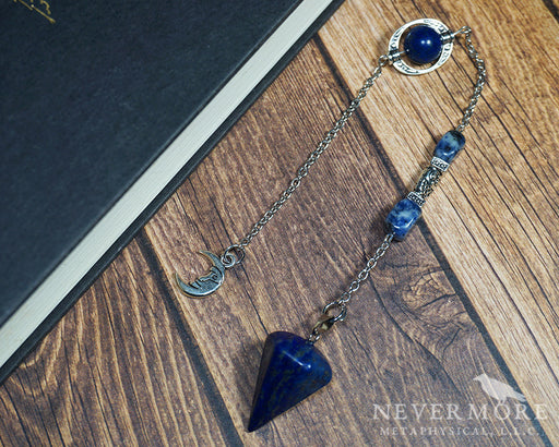 Athena Pendulum - The Nevermore Coven