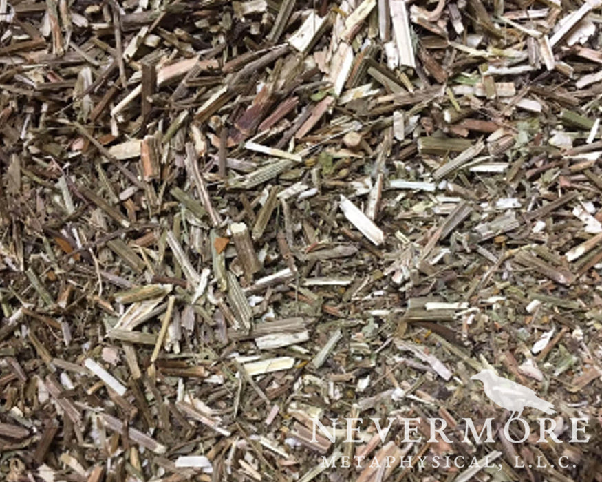 Blue Vervain Dried Herbs - The Nevermore Coven
